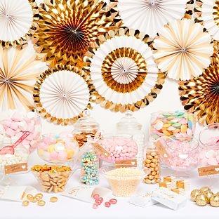 goud candy buffet