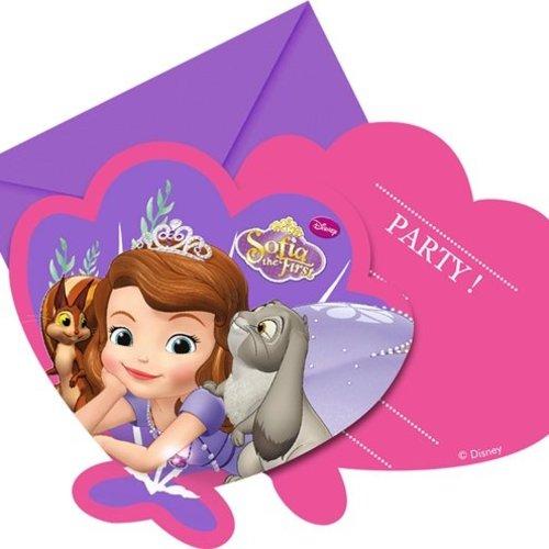Prinses Sofia Feestartikelen & versiering