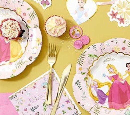 Disney Prinses feestartikelen & Versiering