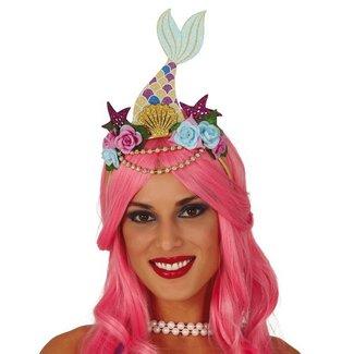 Mermaid fantasy haarband