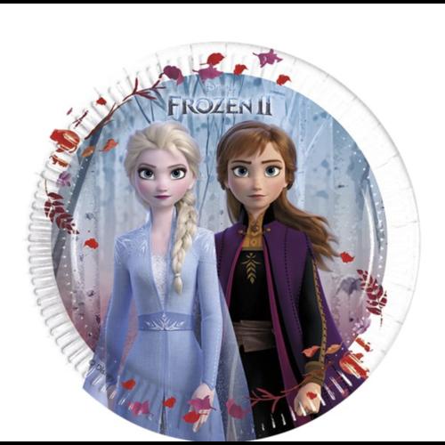 Frozen 2 gebaksborden