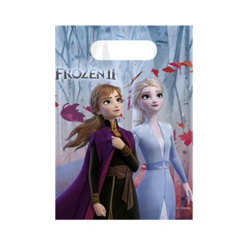 Frozen 2 snoepzakjes