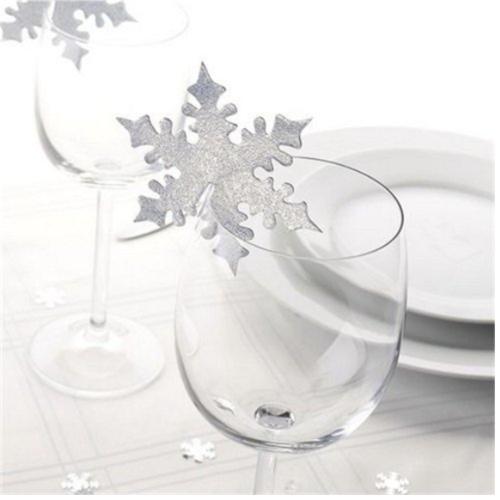 Sneeuwvlok versiering & feestartikelen