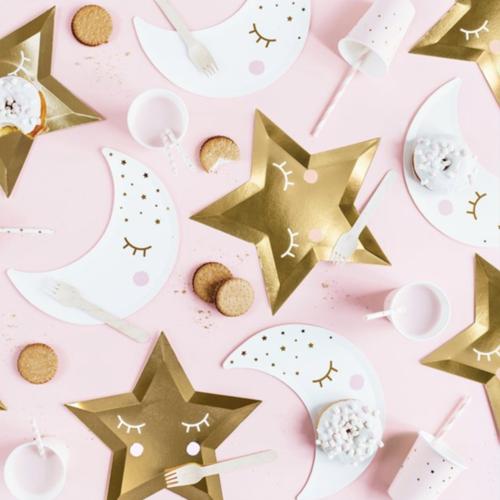 Kleine ster feestartikelen en versiering