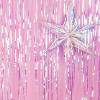 iridescent ster