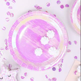iridescent borden