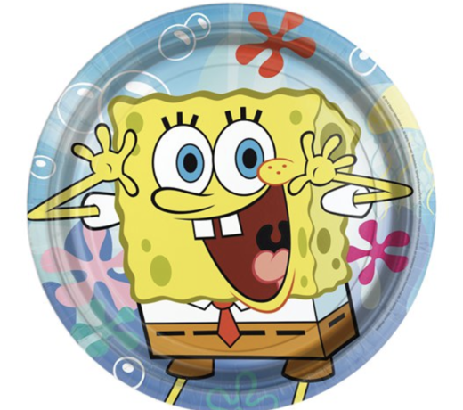 Spongebob versiering & feestartikelen