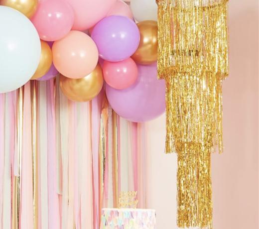 Mix it party versiering en feestartikelen