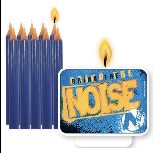 Nerf kaarsen