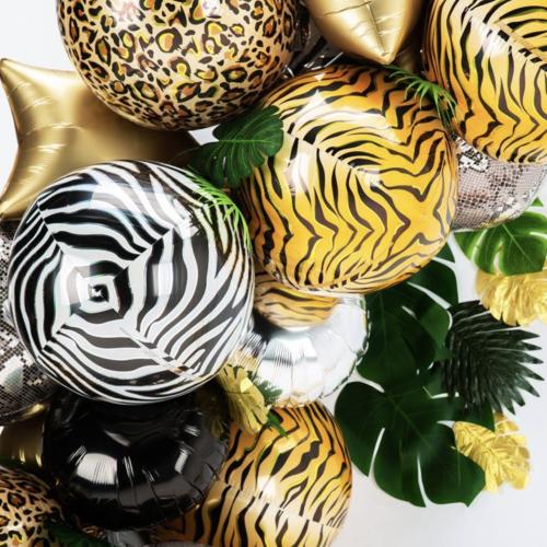 Safari party versiering en feestartikelen
