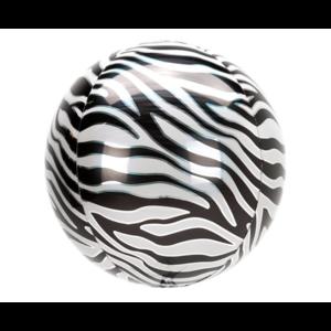 Zebra ORBZ ballon