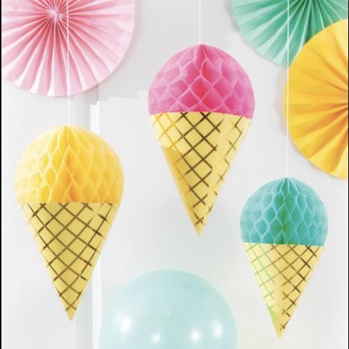 ijsjes honeycombs