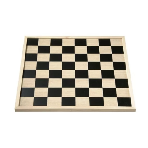Schaakbord - dambord