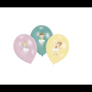Little dancer ballonnen