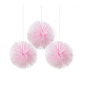 Little dancer pompoms