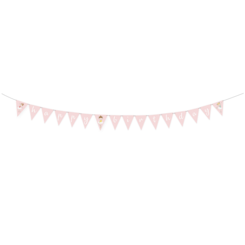 Little dancer vlaggenlijn