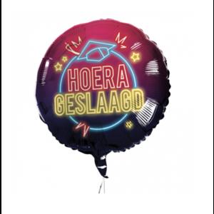 Hoera geslaagd ballon