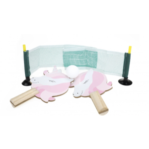 Unicorn ping pong set
