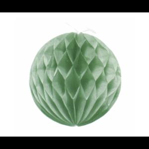 Mint groen honeycomb