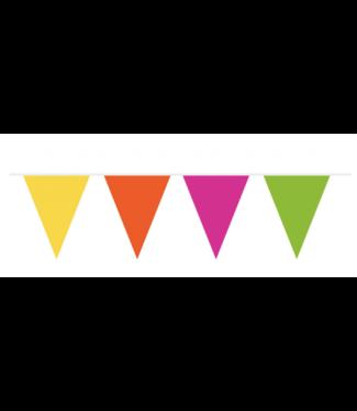Folat  Neon vlaggenlijn