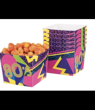 80's snack bakjes