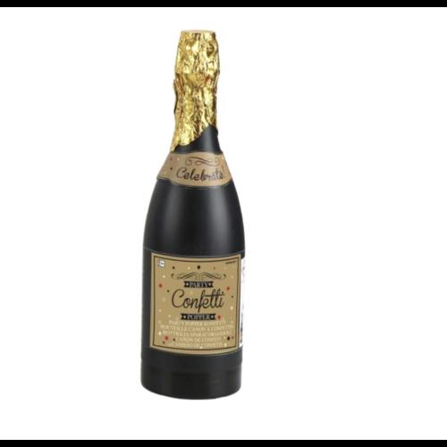 Champagne confetti canon