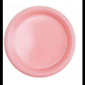 Zalm roze gebaksborden