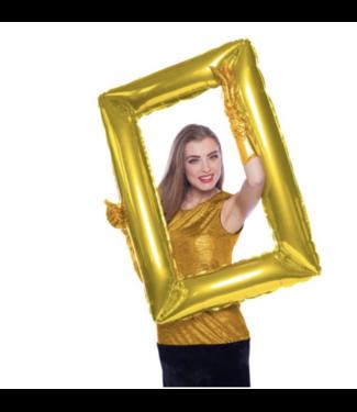 Metallic foto lijst goud