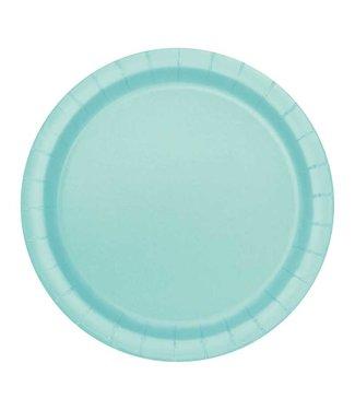 Mint groen gebaksborden