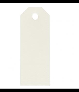 Labels ivoor wit