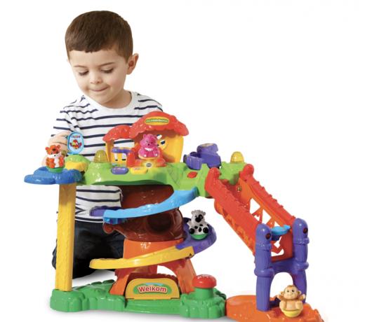 Groot aanbod speelgoed voor jongens
