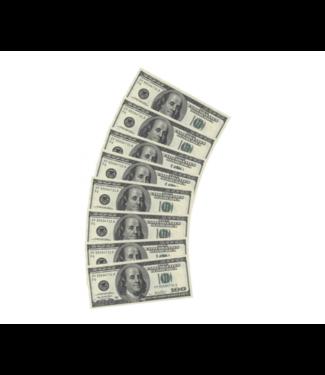 Folat  100 dollar servetten