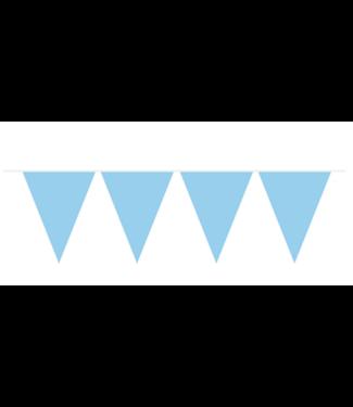 Folat  Licht blauwe vlaggenlijn