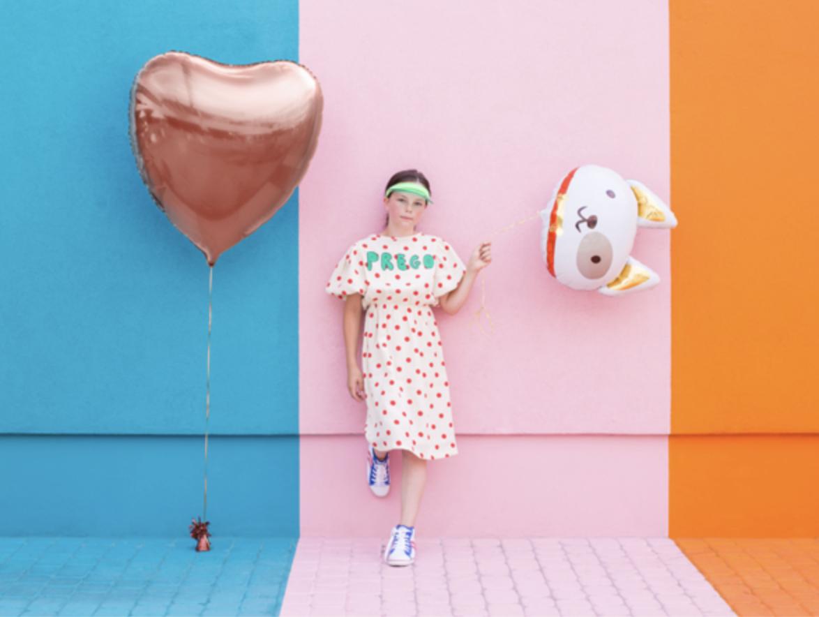 Valentijn ballon