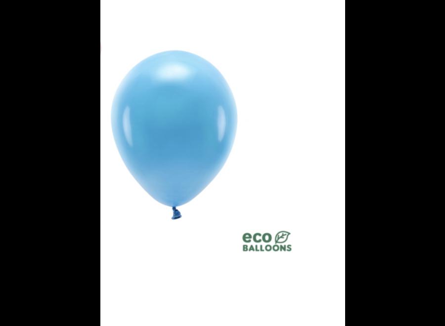 Ballonnen licht blauw eco