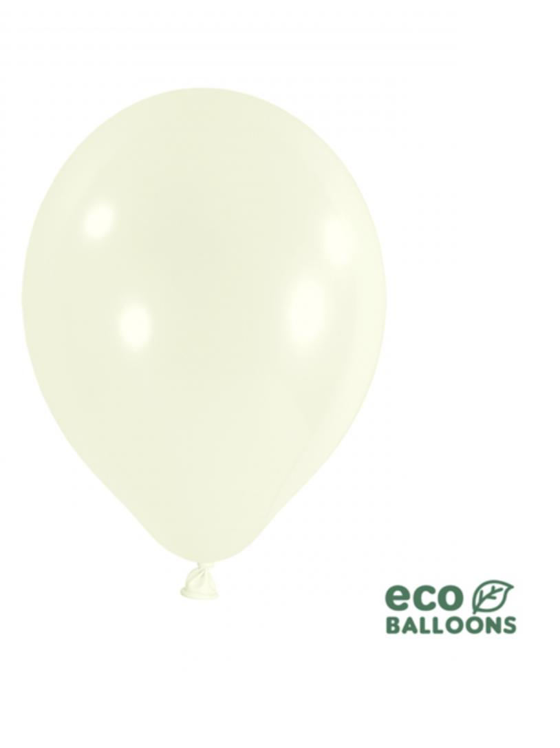 beige ballonnen