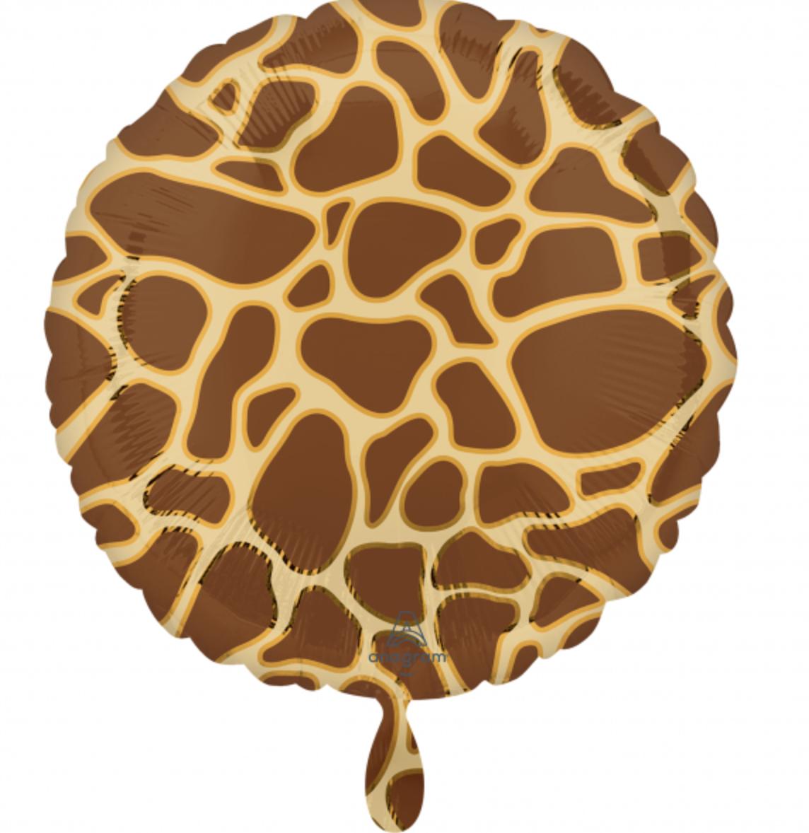 giraf ballon