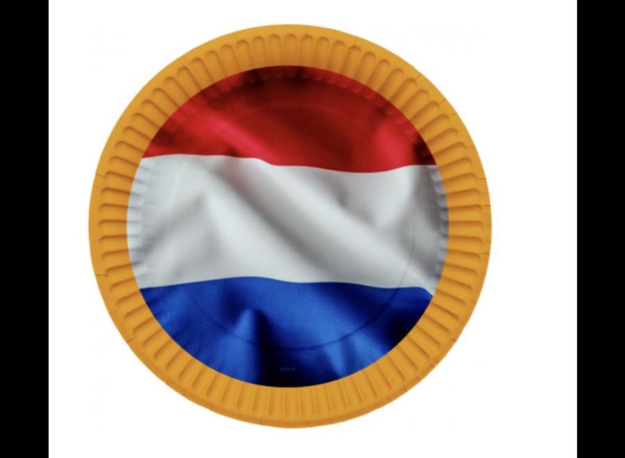 Holland borden Nederlandse vlag
