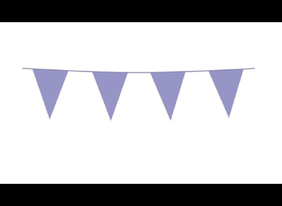 Lila vlaggenlijn