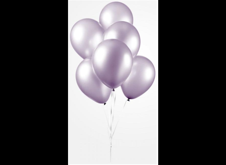 Ballonnen parel lila