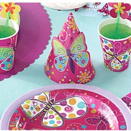 Vlinder feestartikelen & versiering