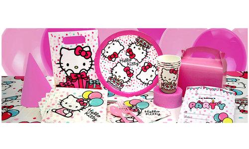 Hello Kitty Feestartikelen