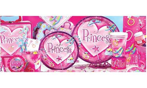 Prinses feestartikelen