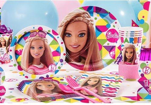 Barbie feestartikelen