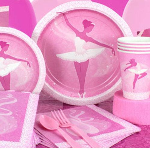 Ballerina feestartikelen & versiering
