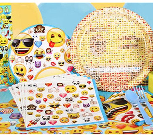 Emoji Feestartikelen