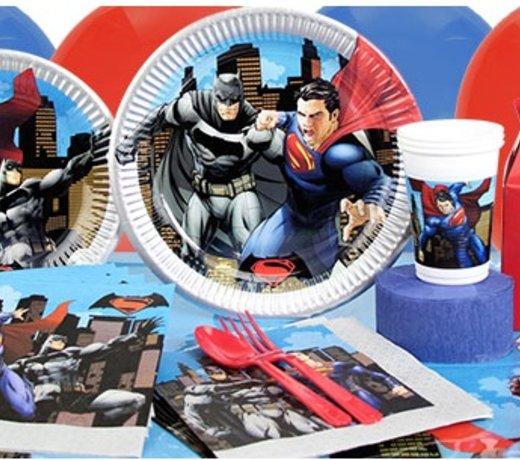 Batman Vs. Superman & versiering