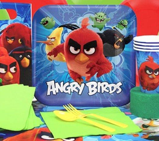 Angry Bird Feestartikelen & versiering