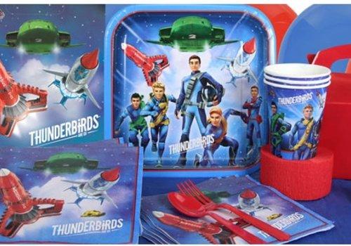 Thunderbirds Feestartikelen
