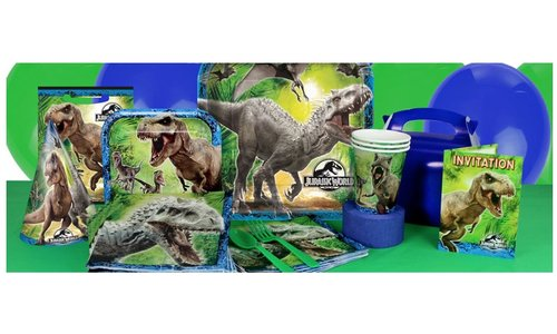 Jurassic world Feestartikelen